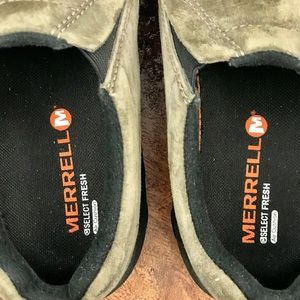 Merrell Shoes - Merrell Women's Jungle Moc Slip-on Trail Shoes